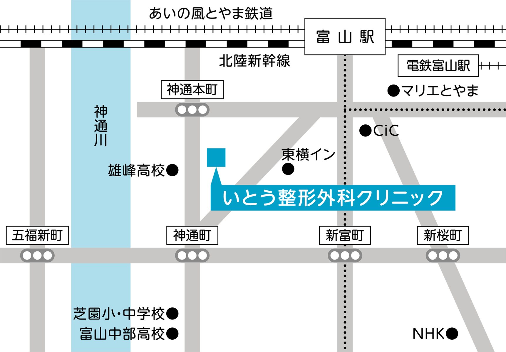 Ito-Map